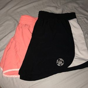 Old Navy Track Shorts (2pairs)